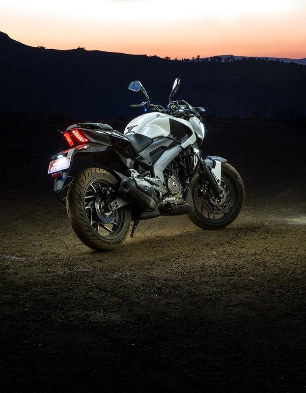 dominar 400 motosiklet